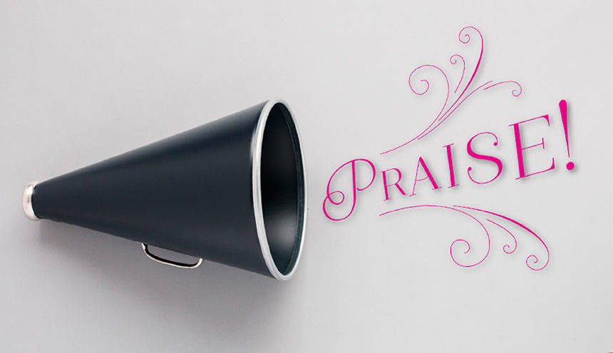 Kara Superfine Events - Top Praise Picture